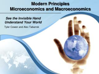 Modern Principles Microeconomics and Macroeconomics