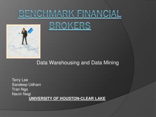 Benchmark financial brokers