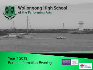Wollongong High School  of the  P erforming Arts