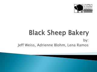 Black Sheep Bakery