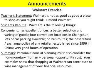 walmart financial resources