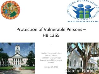 Protection of Vulnerable Persons – HB 1355