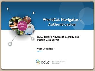 WorldCat Navigator - Authentication