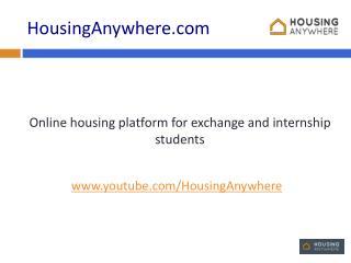 HousingAnywhere.com