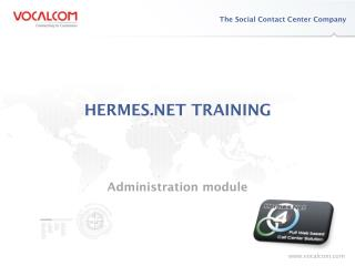 HERMES.NET TRAINING