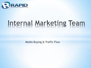 Internal Marketing Team