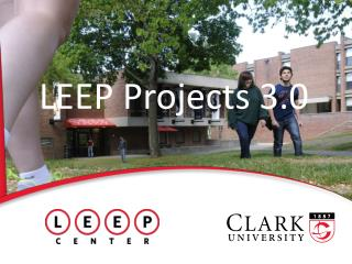 LEEP Projects 3.0