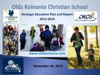 Olds Koinonia Christian School