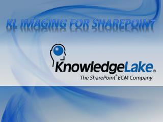KL Imaging for  SharePoint