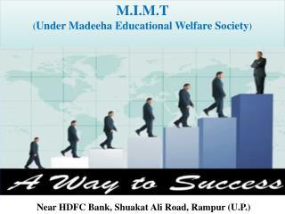 Near HDFC Bank, Shuakat Ali Road, Rampur (U.P.)