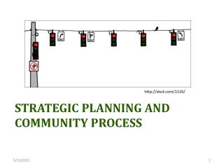 Strategic Planning and community process