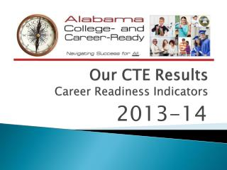 Our CTE Results Career Readiness Indicators