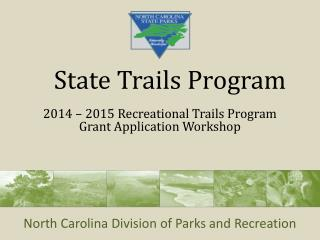 North Carolina Division of Parks and Recreation