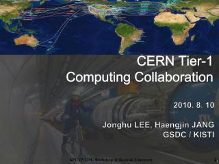 CERN Tier-1 Computing Collaboration
