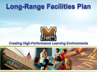 Long-Range Facilities Plan