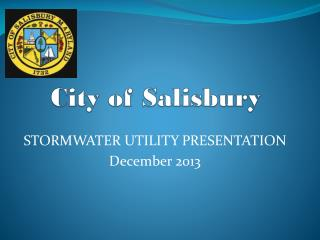 City of Salisbury