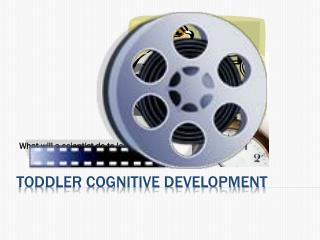 TODDLER COGNITIVE DEVELOPMENT