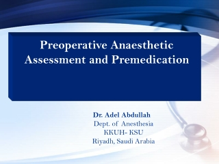 anaesthesia for obese part