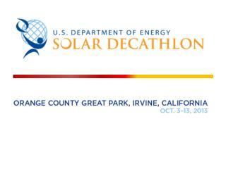 About Solar Decathlon