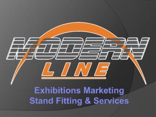 Exhibitions Marketing Stand Fitting & Services