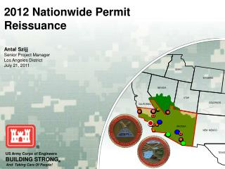 2012 Nationwide Permit Reissuance