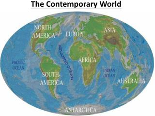 The Contemporary World