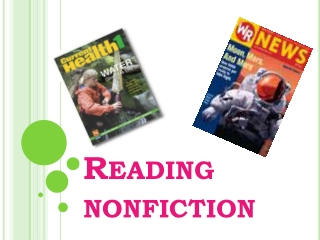 reading nonfiction