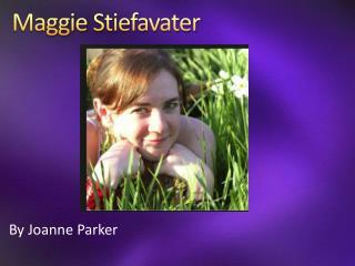 Maggie Stiefavater