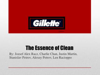 The Essence of Clean
