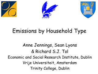 Emissions by Household Type