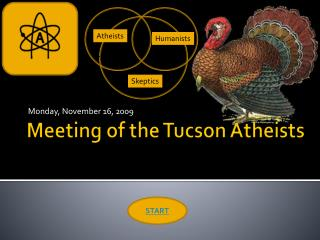 Meeting of the Tucson Atheists