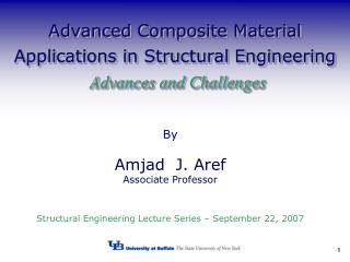 Advanced Composite Material Applications in Structural Engineering Advances and Challenges