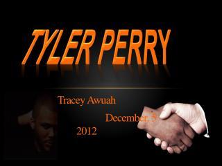 Tyler  P erry