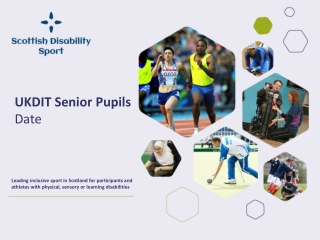 disability sport introduction