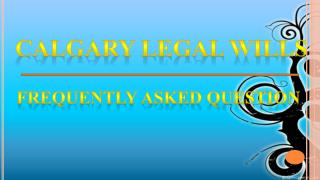 Calgary Legal Wills Question - Tracking Down a Deceased Rela