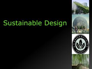 Sustainable Design