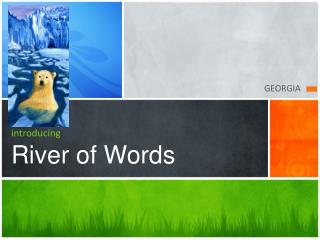 introducing River of Words