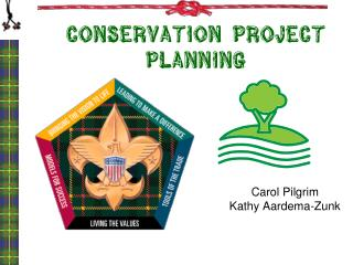 Conservation Project Planning