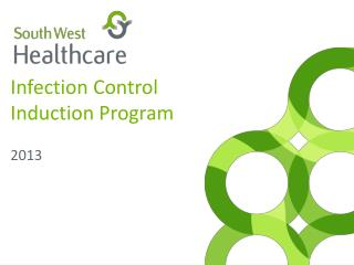 Infection Control Induction Program