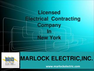 Best Certified Electricians in NY