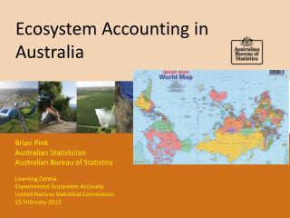 Ecosystem Accounting in Australia
