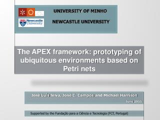 The APEX  framework: prototyping  of ubiquitous environments  based on  Petri nets