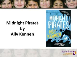 Midnight Pirates by Ally  Kennen