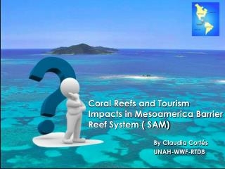 Coral Reefs and Tourism Impacts in Mesoamerica Barrier Reef System ( SAM)