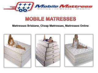 Mattresses Brisbane
