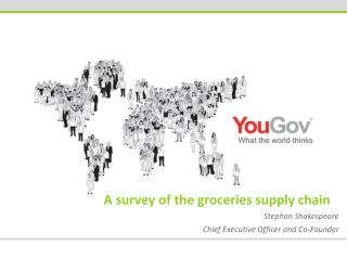 A survey of the groceries supply chain