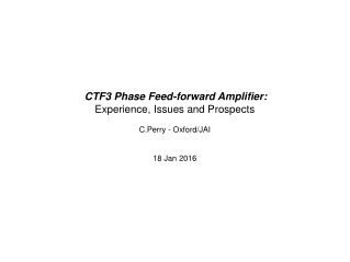 chapter 14 amplifier frequency response