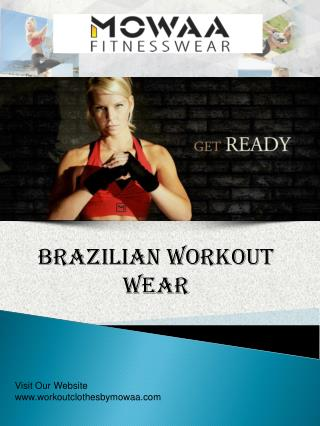 Brazilian Workout Wear