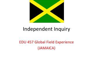 Independent Inquiry
