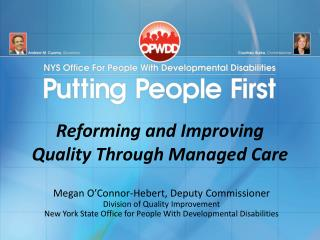 Reforming and Improving Quality Through Managed Care